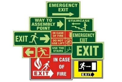 fire safety signs in pune